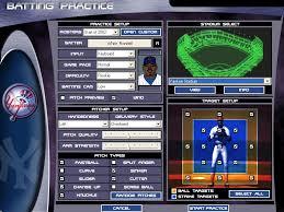 Backyard Baseball 2004 Download High Heat Baseball 2003 Pc Review And Full Download Old Pc Gaming