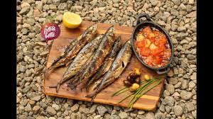 cuisiner les sardines petits maquereaux grillés comme des sardines