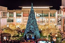 uptown s tree light up is saturday peninsula news
