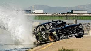 hoonigan mustang ken block u0027s gymkhana 7 is here top gear