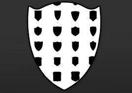tutorial photoshop cs5 membuat logo 45 photoshop shields shapes free photoshop brushes at brusheezy