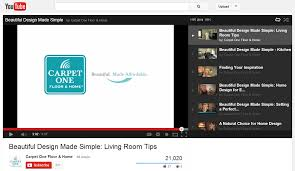 Simple Home Design Carpet One Floor And Home Designs A Clever Video Campaign