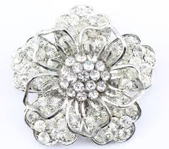 28 best wedding brooches images on pinterest wedding brooches
