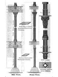 of four matching original 1879 1883 american ornamental exterior