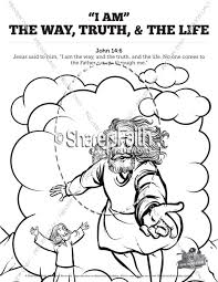 sunday coloring pages bible coloring pages kids