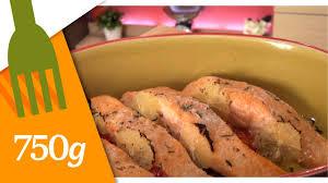 cuisiner du saumon au four recette de saumon au four 750 grammes