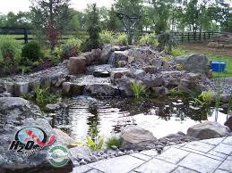 Backyard Pond Ideas Koi Ponds Ideas