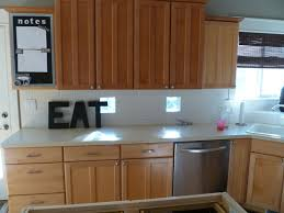 painted oak kitchen cabinets before and after u2013 home improvement
