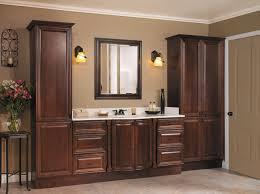 Cherry Bathroom Storage Cabinet by Decoration Ideas Gorgeous Free Standing White Wooden Bath Vanity