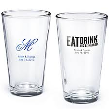 wedding favor glasses fresh ideas for custom wedding favors jag forms