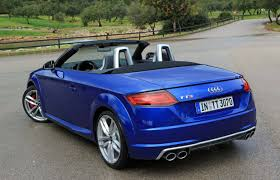 audi convertible 2016 first drive 2016 audi tt and tts roadster driving