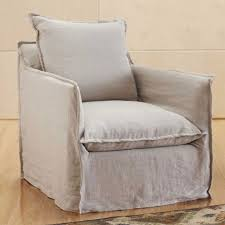 linen chair montmartre linen slipcovered chair vivaterra