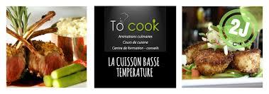 cuisine basse la cuisson basse température