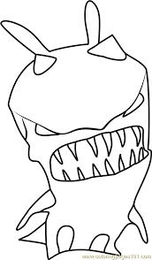 hop jack coloring free slugterra coloring pages