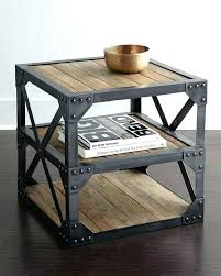 industrial coffee table with wheels industrial table legs home design