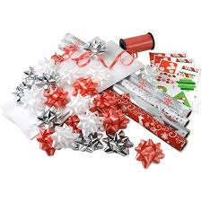 gift wrapping accessories buy christmas and white gift wrap foil and paper and