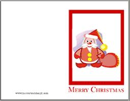 printable christmas cards that you can print using your printer