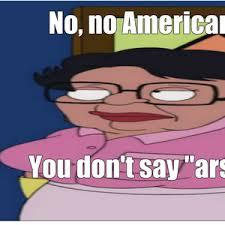 Meme Slang - that s an australian european slang by aranza meme center