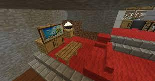 minecraft modern bedroom theredengineer 111 commands minecraft