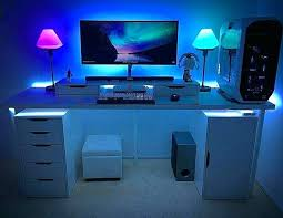 Best Computer Desk For Gaming Use The Best Gaming Computer Desk Gaming Computer Desk L Shape
