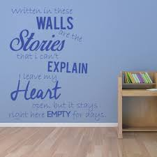 one direction pop song lyrics wall quotes story of my life one direction song lyrics wall stickers music decor art decals