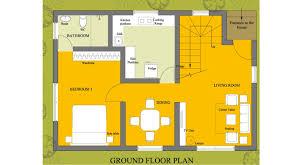 floor plan house floor plan design simple plans open 3d 3 bedroom modern one