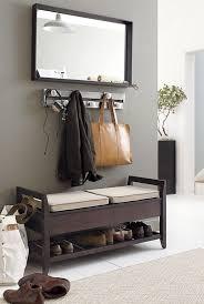 Shoe Home Decor Top New Coat Rack Shoe Storage Bench House Decor Narrow With