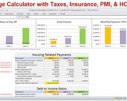 Amortization Table With Extra Payments Excel Mortgage Calculator Home Loan Calculator Spreadsheet