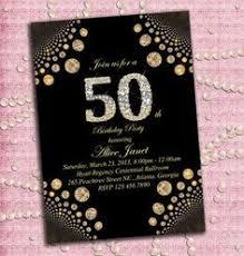 cool free printable 50th birthday invitations templates birthday