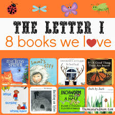 books for letter i the measured mom