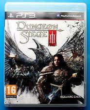 dungeon siege 3 ps3 dungeon siege iii sony playstation 3 2011 ebay