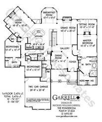 Ponderosa Floor Plan Old World Floor Plans European House Plan French Country House