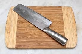 couteau de cuisine chinois couteau de cuisine chinois image stock image du couteau 11947415