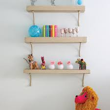 Nursery Bookshelf Ideas Rustic Nursery Shelves Design Ideas