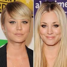 big bang pennys hair cut big bang theory will be cancelled bc of her haircut lipstick alley
