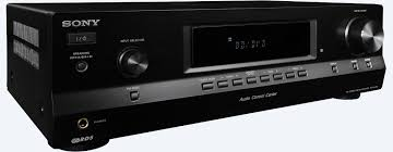 sherwood home theater receiver sony 200w 2 channel amp amplifier home house theater fm stereo