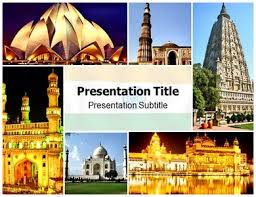 tourism history in india powerpoint ppt template tourism in