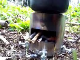 Diy Tent Wood Stove Proto 1 Youtube - winter mini hobo tent stove working concept youtube