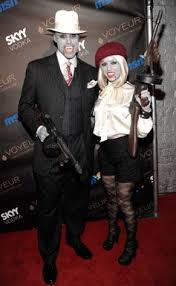 Gangster Couple Halloween Costumes 25 Celebrity Couple Costumes Ideas Halloween