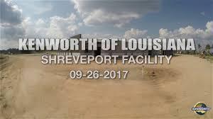 kenworth houston kenworth of louisiana shreveport facility youtube