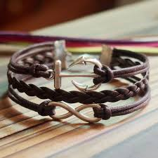 diy silver bracelet images Best 25 leather bracelet tutorial ideas diy jpg