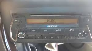 aux adapter for fiat croma 1 9 mtj the default blaupunkt radio in