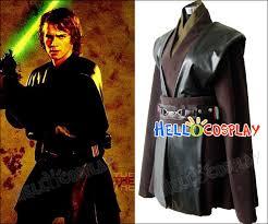 Anakin Skywalker Halloween Costume Star Wars Cosplay Anakin Skywalker Costume 175 05