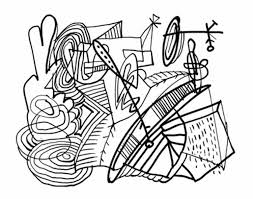abstract coloring pages printablefree coloring pages kids