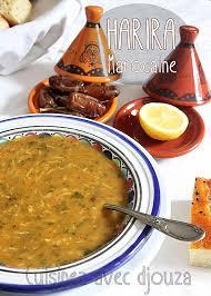 recette cuisine marocaine facile harira marocaine soupe traditionnelle recettes faciles recettes