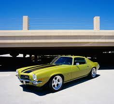 01 camaro z28 1970 chevrolet camaro z28 green black stripe 3 4 front view on