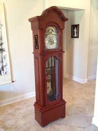 grandfather clock startwoodworking com