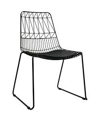 Black Patio Chairs Metal Frame Chairs Metal Chairs Contract Furniture Solutions