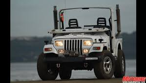 gypsy jeep maruti suzuki gypsy vs mm 540 dp surf sand and barking dogs