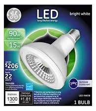 led26dp38s830 25 ge led par38 light bulbs ebay